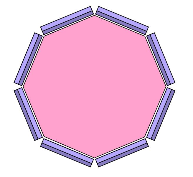 Octagonal Shroud